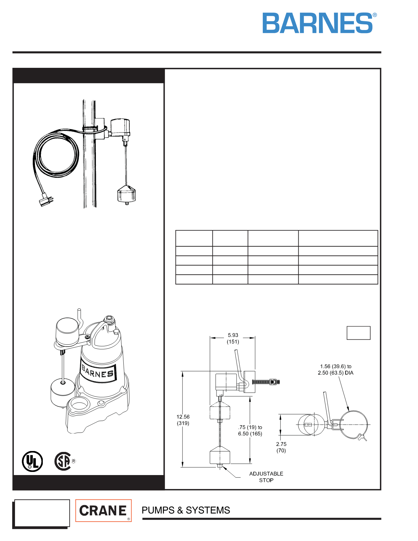 Butts Pumps And Motors Barnes Pump Wiring Diagram Page 273